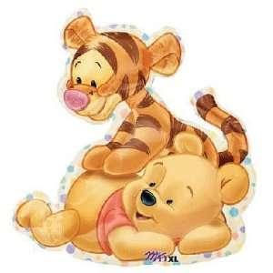 Pooh & Tigger Super Shape Balloon Toys & Games