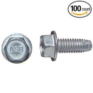 ROC 2134 540 Hex Washer Head Thread Cutting Machine Screw 1/4 20