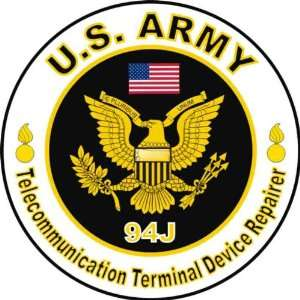 United States Army MOS 94J Telecommunication Terminal Device Repairer