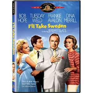 Ill Take Sweden Bob Hope, Tuesday Weld, Frankie Avalon