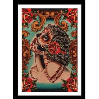 Clold Blooded Gypsy by Tyler Bredeweg Paper Fine Art Color Print 18 in