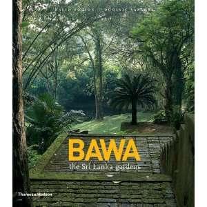 Bawa The Sri Lanka Gardens (9780500514467) David Robson