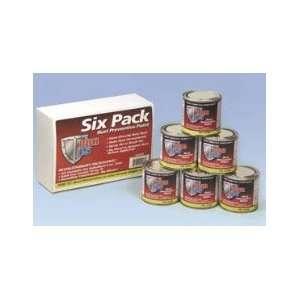 POR 15 SIX PACK*GLOSS BLACK* GLOSS BLACK   SIX PACK Automotive