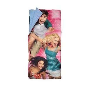 Disney High School Musical   HSM Slumber Sleeping Bag  Toys & Games