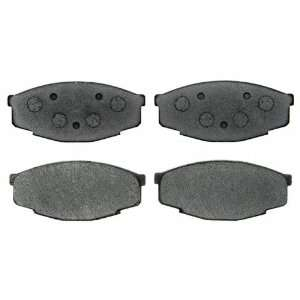 Aimco SPF207 Premium Front Disc Brake Pad Set Automotive