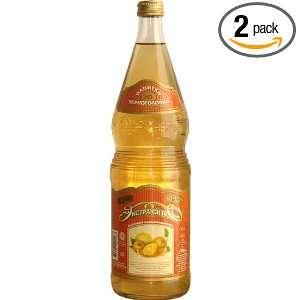 Chernogolovka Drink, Extra Sitro, 35.3 Ounce Glass Bottle (Pack of 2