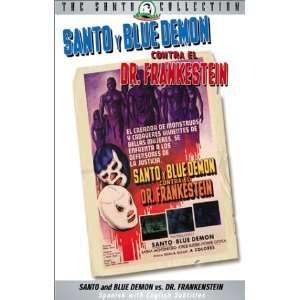 Santo & Blue Demon Contral El Doctor Frankenstein: Sasha