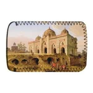 The Qal A l Kuhna Masjid, Purana Qila,..   Protective