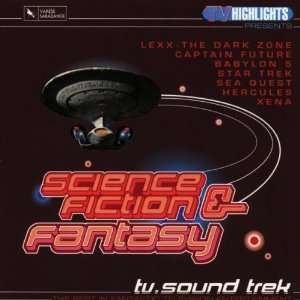 Science Fiction & Fantasy: Soundtrack: Music
