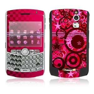 BlackBerry Curve 8330 Skin Decal Sticker   Circus Stars