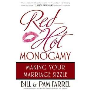 Red Hot Monogamy Making Your Marriage Sizzle  Author