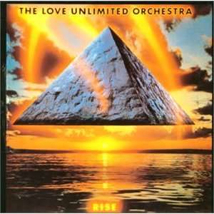 Rise: Love Unlimited Orche, Barry White: Music