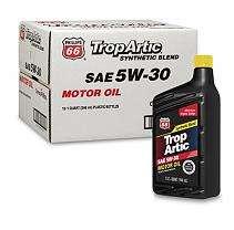 Trop Artic™ 5W 30 Syn. Blend Motor Oil   1 qt.   Sams Club