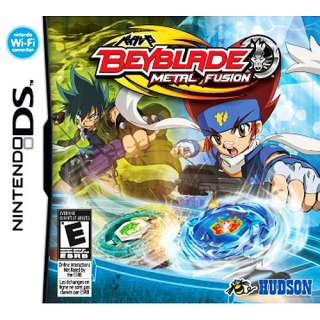 BeyBlade: Metal Fusion (DS): Games