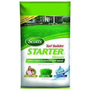 Scotts Turf Builder 18 lb. Starter Brand Fertilizer
