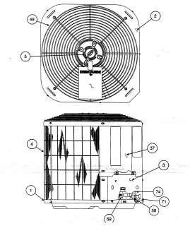 York Air Conditioner Wiring Diagram also Package Ac Unit Diagram moreover Daikin Mini Split Heat Pump together with How To Replace An Air Conditioning Condenser Fan Motor And Blade moreover Outside Ac Unit Diagram. on carrier split air conditioner wiring diagram