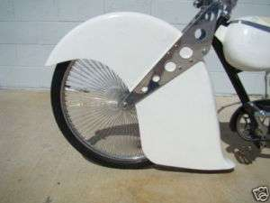 Custom Fiberglass Front Fender Beach Cruiser Bicycle