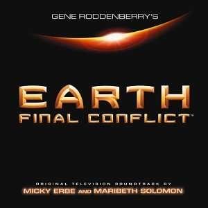 Earth Final Conflict Maribeth Solomon, Micky Erbe Music