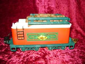 New Bright HOLIDAY EXPRESS Tender Car Battery Train G r