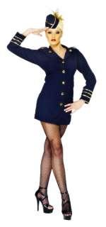 Stewardess costume L stewardess air hostess trolley dolley sky
