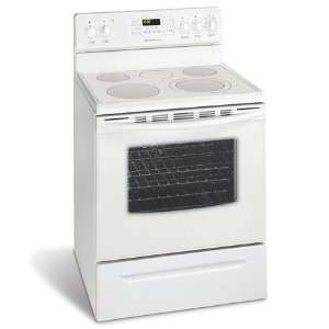 how to clean frigidaire electric stove