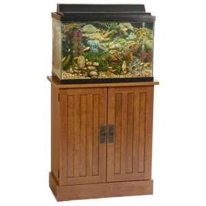 Ameriwood 29 gallon aquarium stand 029986486356 for Fish tank stand walmart