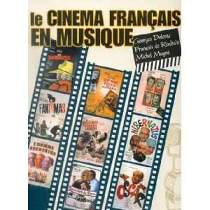 Partition  Le Cinema Francais en Musique   Piano .fr FilmTV