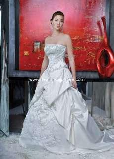 DaVinci Wedding Dresses   Style 8318 [8318]   $693.00 : Wedding