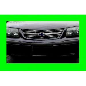 2005 CHEVY CHEVROLET IMPALA CHROME GRILL GRILLE KIT 2001 2002 2003