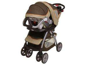 Baby Trend Travel System with Flex Loc Infant Car Seat