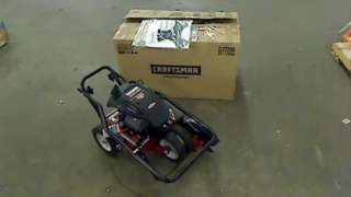 CRAFTSMAN 158cc 4 CYCLE GAS EDGER 77246 TADD