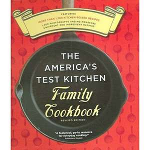 The Americas Test Kitchen Family Cookbook, Cooks