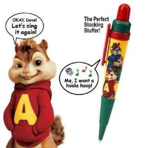 Alvin & Chipmunks Singing Pen: Toys & Games