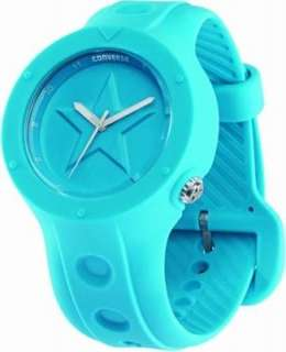 VR001460 Converse Unisex Rookie Icon Baby Blue Analog Watch