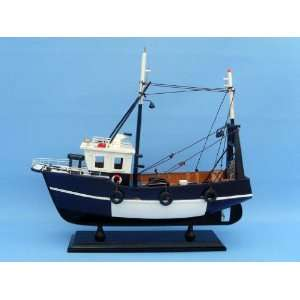 15 Model Ship Fishing Boats Replica Boat Not a Kit