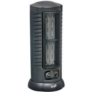 Howard Berger Co. Oscillating Ceramic Tower Fan Heater