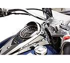 Kawasaki 900 Classic Custom Chrome Speedometer Visor