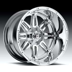 Offroad HOSTAGE 24x11 XD Chevy Ford Dodge Truck RIMS Wheels SET