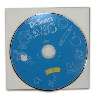 Dr Seuss ABC CD Living Books Windows Mac