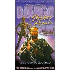 com Django 2   Strikes Again [VHS] Franco Nero, Christopher Connelly