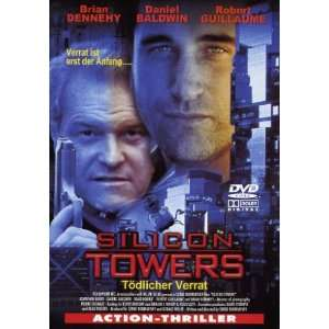 Silicon Towers Daniel Baldwin, Kendall Clement, Brian