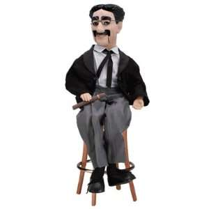 Groucho Marx Ventriloquist Doll Upgraded