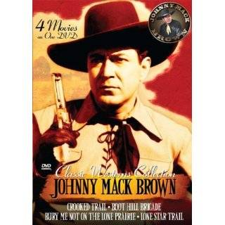 Classic Westerns Johnny Mack Brown Four Feature