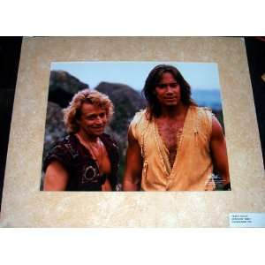 Hercules The Legendary  Kevin Sorbo Photograph (Television
