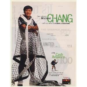1996 Michael Chang Wearing Tennis Net Nets Out Discover