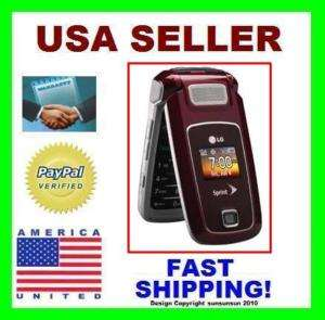 RENEWED Sprint LG LX400 Camera Video Flip Phone TXT PTT 652810513876