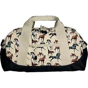 Wildkin Horse Dreams Duffel Bag Luggage