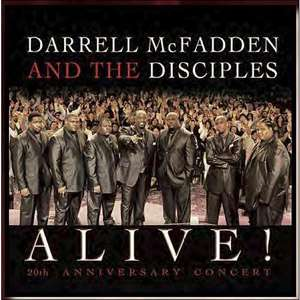 Alive! 20th Anniversary Concert (Includes DVD), Darrell