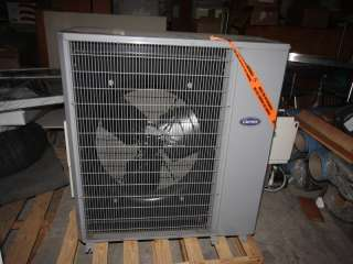 Carrier Air Conditioning Ductless Split System & Goodman HDC18