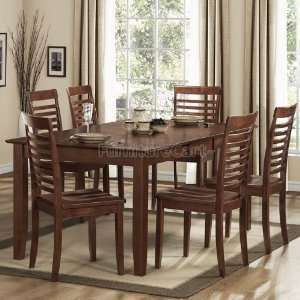 Homelegance Tyler Dining Room Set 5364 72 dr set: Home & Kitchen